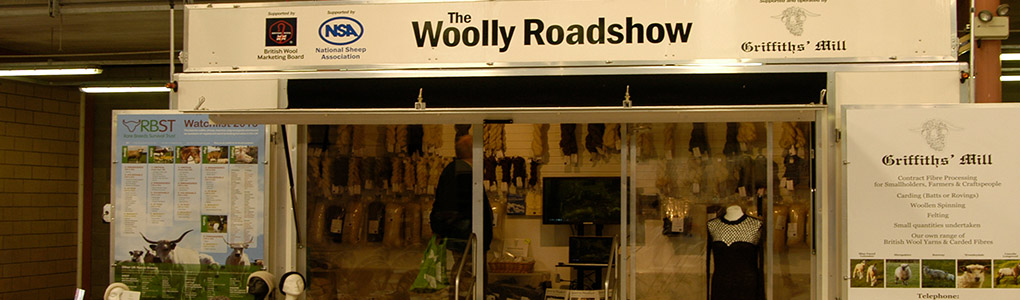 The Woolly Roadshow