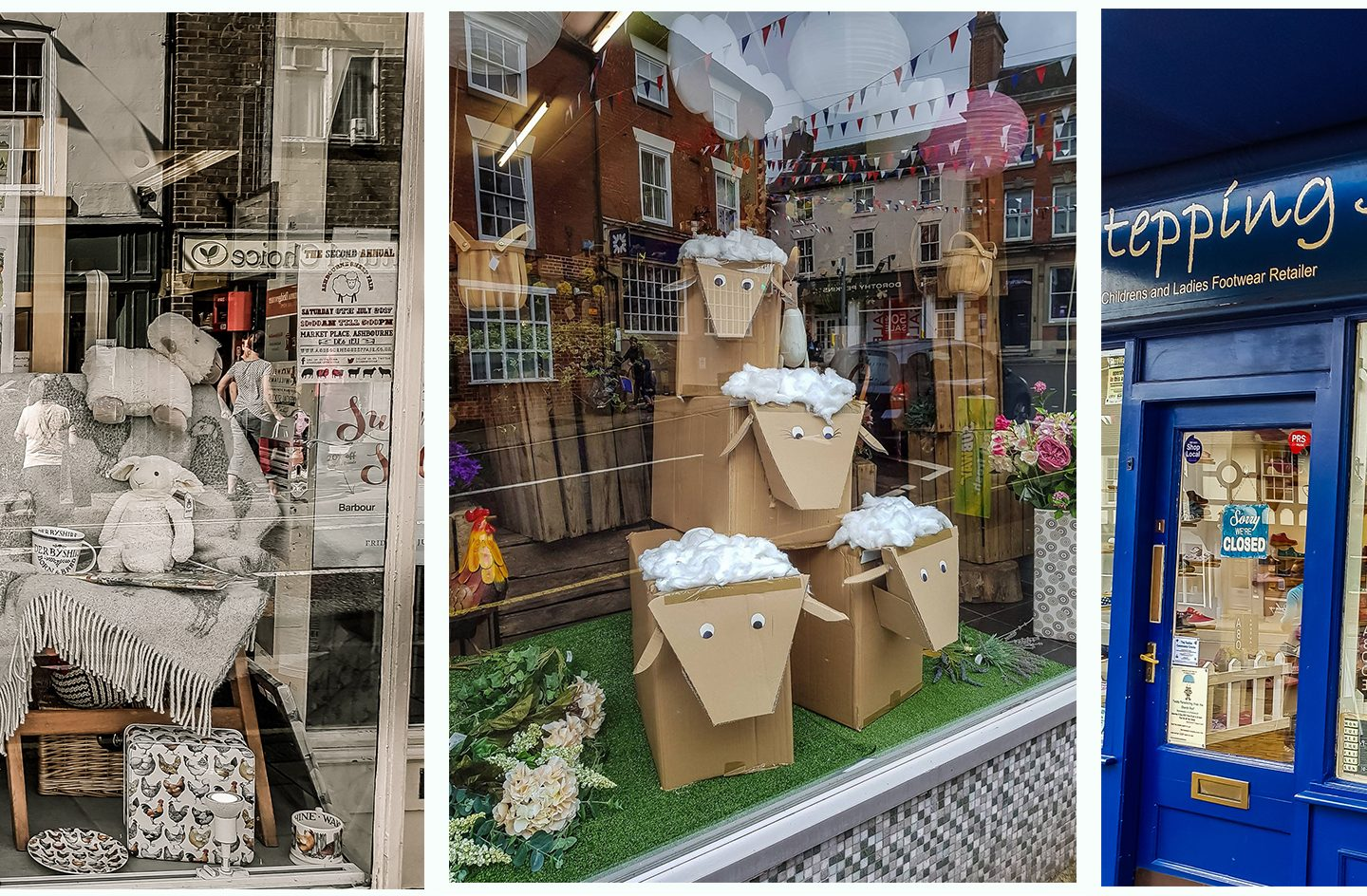 Shop Window Display Competition 2018