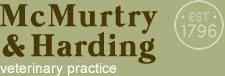 McMurtry & Harding Veterinary Care, Ashbourne