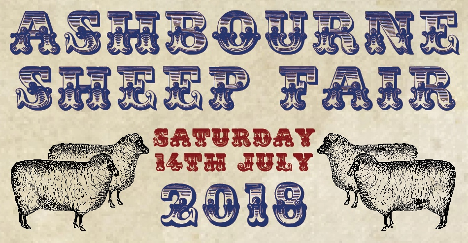 Ashbourne Sheep Fair. Saturday 14th July 2018.