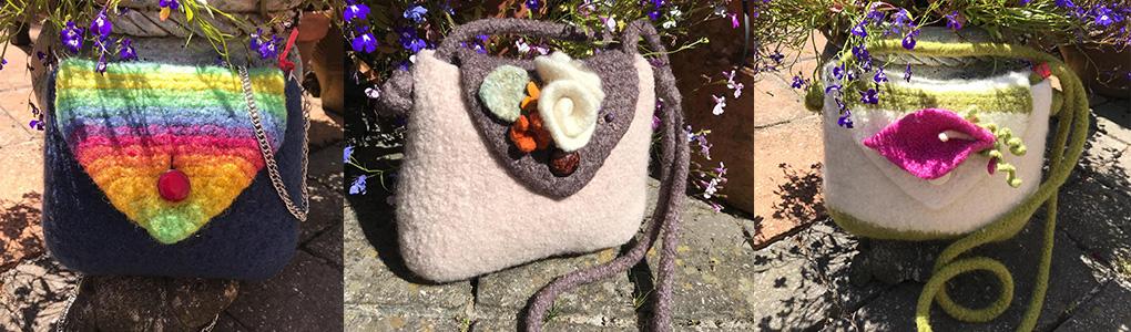 Handmade Bags by Rita