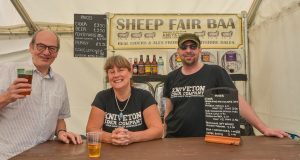 Kniveton Cider Co with their BAA