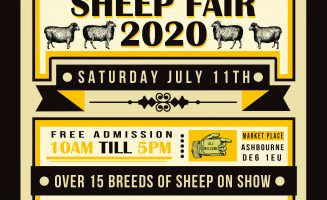 Ashbourne Sheep Fair 2020